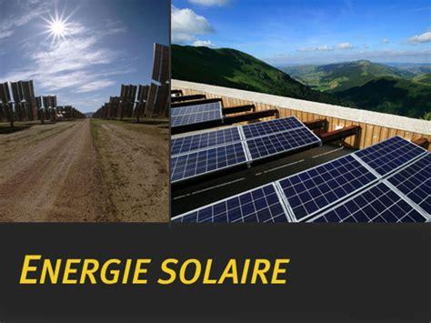 les solaire l 233 nergie solaire geo fr