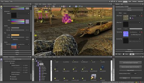 design game engine c linux game development tools and game engines 2d 3d