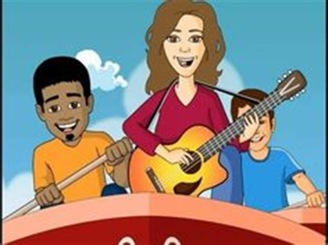 row your boat wiggles 1000 images about childrens songs on pinterest barefoot