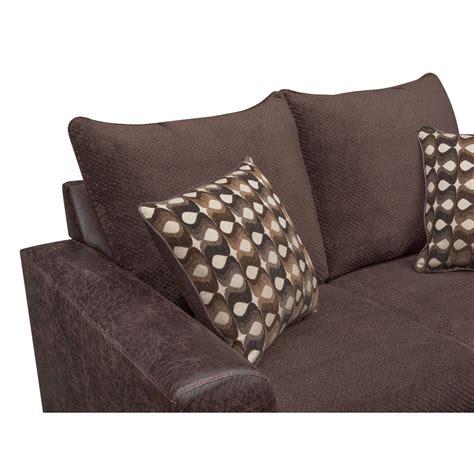 Sleeper Sofa And Loveseat Set Brando Memory Foam Sleeper Sofa And Loveseat Set Chocolate Value City Furniture
