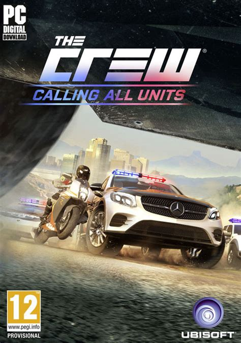 The Crew Calling All Units Dlc Original Uplay Cd Code Only the crew calling all units dlc uplay cd key for pc buy now