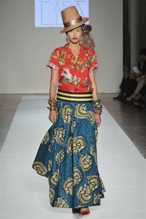 Dh Stela Maxi emerging designer stella jean lulus fashion