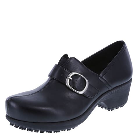clogs for womens payless safetstep slip resistant s clog payless