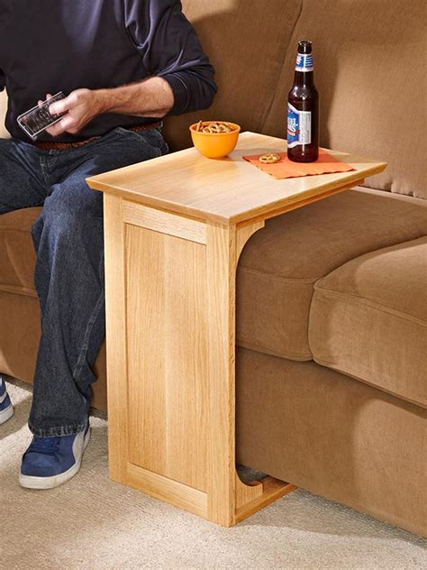 woodwork project ideas sofa server woodworking plan from wood magazine