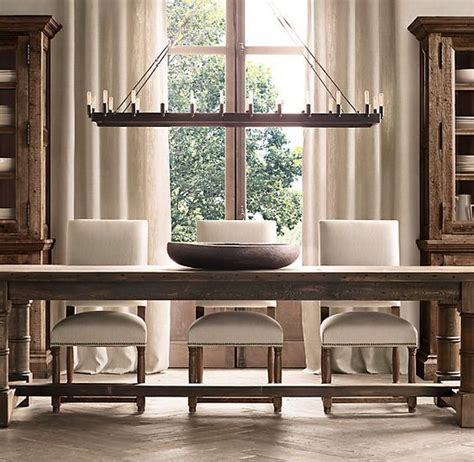 rectangular chandeliers dining room best 25 rectangular chandelier ideas on
