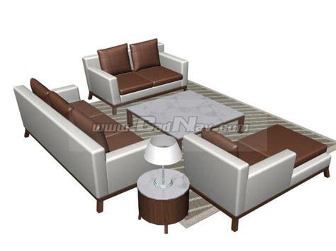 free 3d living room sets living room sofas sets 3d model 3ds max files free