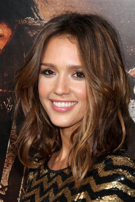 actresses medium lenght hairstyles celebrity medium length hairstyles