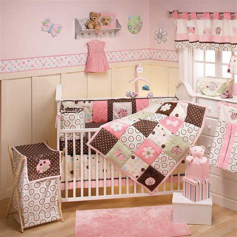 nojo crib bedding nojo ladybug lullaby baby bedding baby bedding and