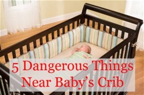 safest cribs for babies 5 dangers near your baby s crib