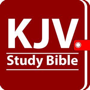 kjv study bible  offline bible study free for pc / windows
