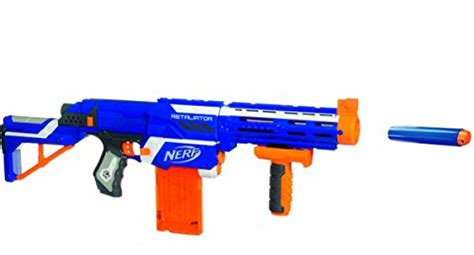 Nerf N Strike Elite Retaliator Ready Stock nerf n strike elite retaliator blaster buy in uae products in the uae see