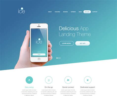 page layout web app 31 premium and best free psd website templates design