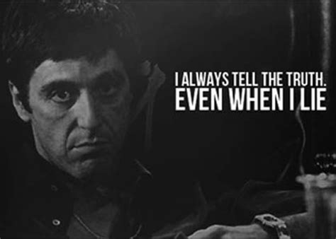 film gangster quotes 14 best images about scarface quotes on pinterest