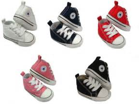 converse chuck crib soft sole