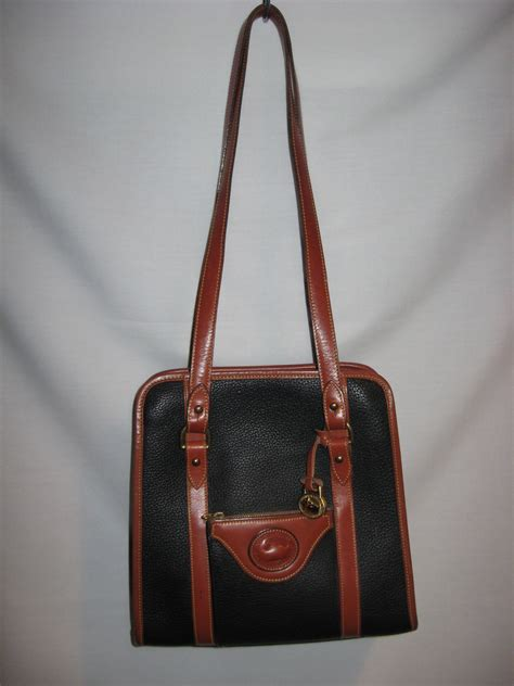 Dooney Bourke Dooney And Bourke by Vintage Dooney And Bourke Handbag Shoulder Bag Purse