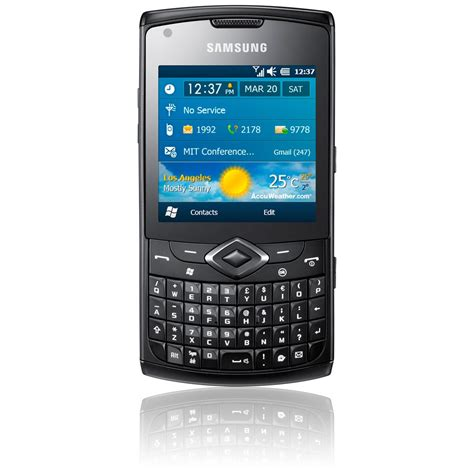 omnia mobile samsung omnia 735 mobile smartphone samsung sur ldlc