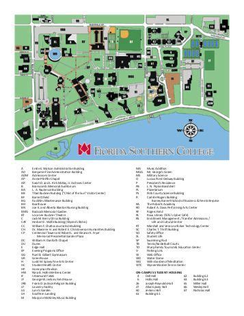 fiu cus map map of florida southern college 28 images florida southern college digital by rhett and