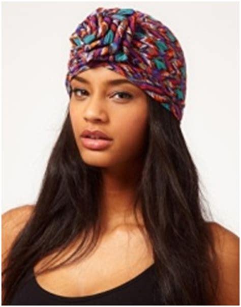 turban that straightens hair 2012 spring hair