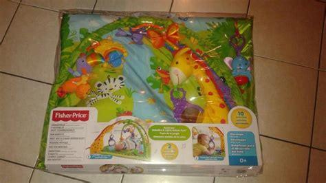 Tapis éveil Jungle by Tapis D 233 Veil Jungle Fisher Price Avis