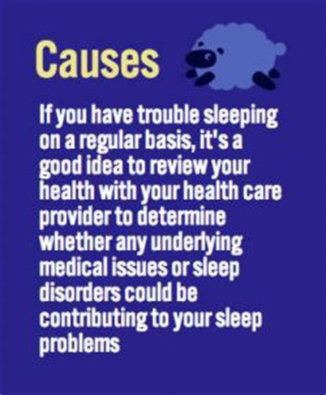 what causes insomnia? insomnia