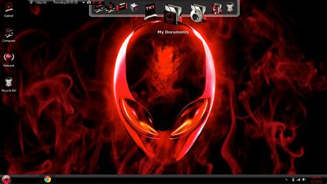 alienware themes for windows 8 1 free download alienware red theme windows 8 youtube