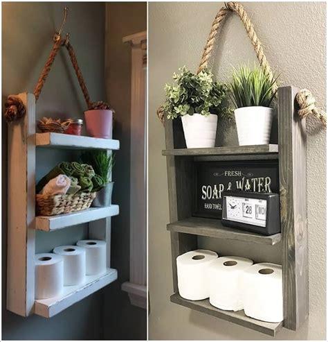 Decorate Bathroom Shelves » Home Design 2017
