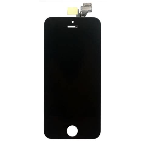 Lcd Iphone 5 Black black iphone 5 lcd display touch screen digitizer