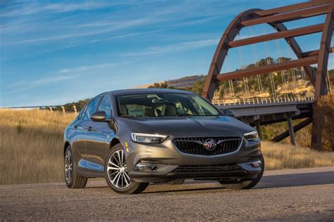 buick regal sportback review trims specs  price