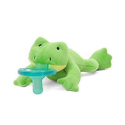 Bright Cozy Coos Deluxe Frog kalencom pacifier pod leopard orange what s it worth