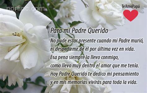 oracin a mi padre fallecido oracion al padre fallecido newhairstylesformen2014 com