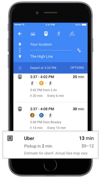 update layout ios google maps for ios updated with a fresh new material