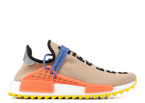 Adidas Nmd Human Race Pw Original Sneakers pw human race nmd tr quot pharrell quot adidas ac7361 pale black yellow flight club