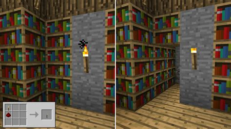 Secret Room Ideas Minecraft by Secret Rooms Mod Minecraft Mods