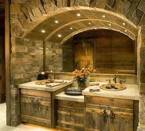 rustic sinks bathroom rustic bathroom bathroom