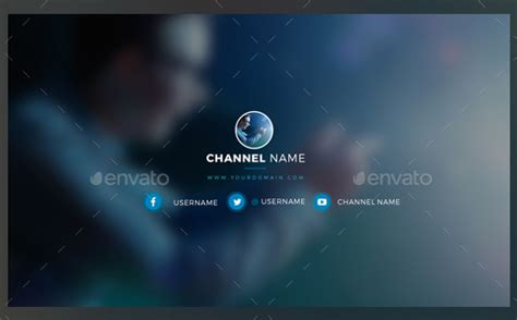 download youtube channel art template 22 youtube channel art templates free sle exle