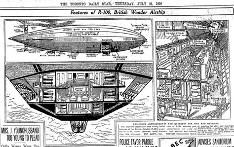 Aluminum Boat Floor Plans that time a giant airship darkened toronto s skies