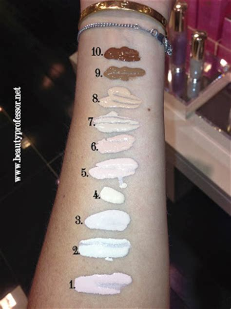 by terry terrybly densiliss concealer fragrancenetcom beauty professor by terry densiliss foundation swatches