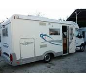 Adria Izola 687 SPG 2006  Camping Car Profil&233 Occasion