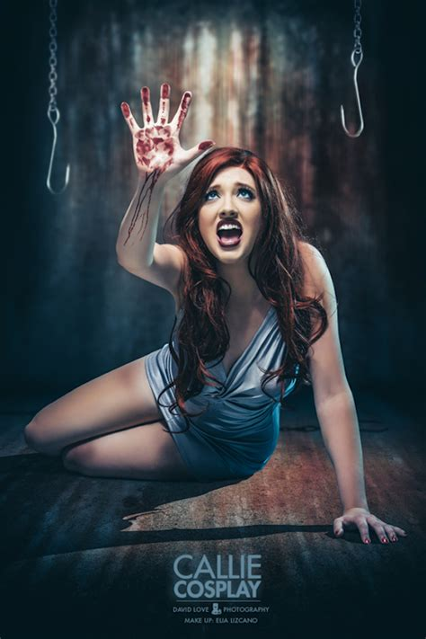 film horror hot photographer joins forces with cosplayer to create awesome