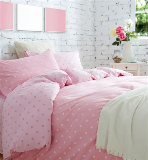 pink girls comforter 30 printed bedding sets to refresh your bedroom digsdigs