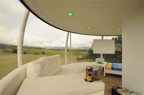 desain interior rumah pohon skysphere rumah pohon masa depan yang serba canggih