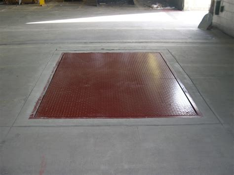In Floor by In Floor Warehouse Scale Controls Weighing Systems