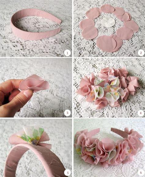 How To Make Handmade Headbands - diademas