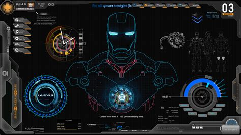 iron man jarvis wallpapers images  cool wallpapers