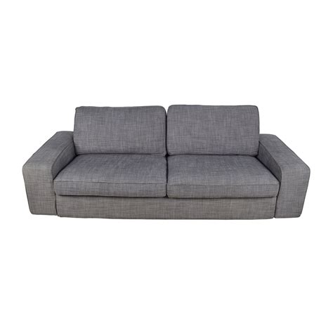 ikea gray sofa 38 off ikea ikea kivik gray sofa sofas