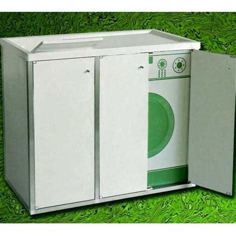 mobile coprilavatrice da esterno base coprilavatrice con lavatoio in resina per esterno o