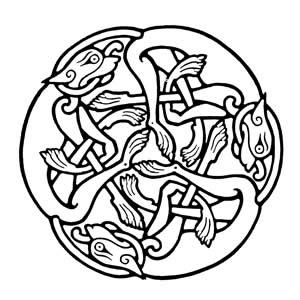 celtic dog tattoo celtic sprite celtic symbolism the celtic hounds