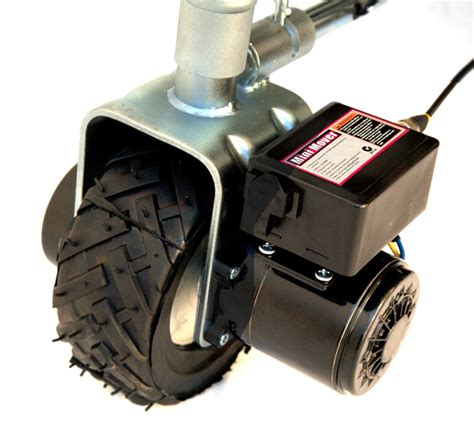 travel trailer dolly 1800kg electic motorised trailer jockey wheel mover 12v