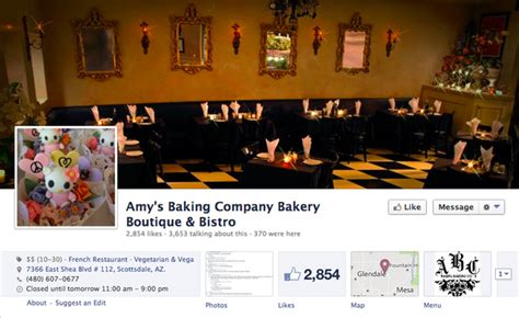 arizona bakery facebook meltdown follows kitchen this is the most epic brand meltdown on facebook ever