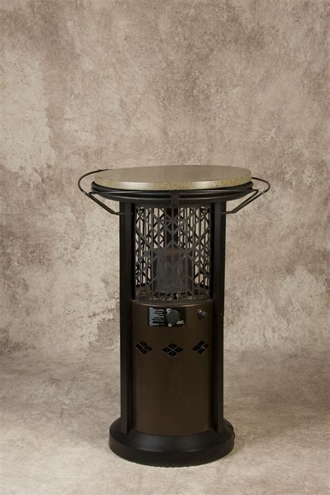 Patio Heaters R Us Bronze Bistro Table Heater Patio Heaters R Us